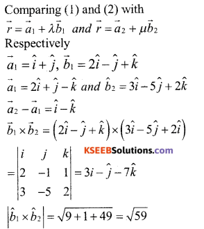 2nd PUC Maths Model Question Paper 3 with Answers 28