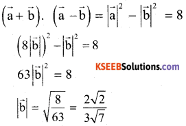 2nd PUC Maths Model Question Paper 4 with Answers 8