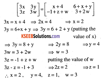 2nd PUC Maths Question Bank Chapter 3 Matrices Ex 3.2 23