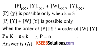 2nd PUC Maths Question Bank Chapter 3 Matrices Ex 3.2 40