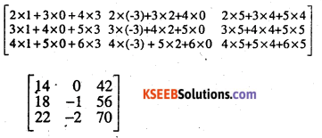 2nd PUC Maths Question Bank Chapter 3 Matrices Ex 3.2 9