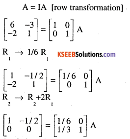 2nd PUC Maths Question Bank Chapter 3 Matrices Ex 3.4 16