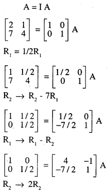 2nd PUC Maths Question Bank Chapter 3 Matrices Ex 3.4 6