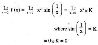 2nd PUC Maths Question Bank Chapter 5 Continuity and Differentiability Ex 5.1.30