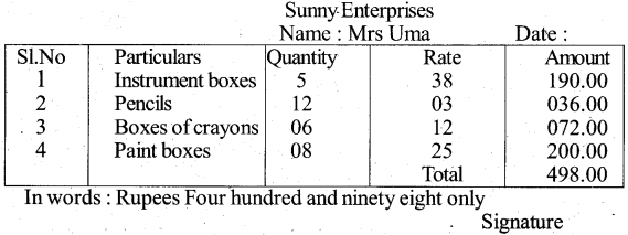 KSEEB Solutions for Class 5 Maths Chapter 5 Money 21