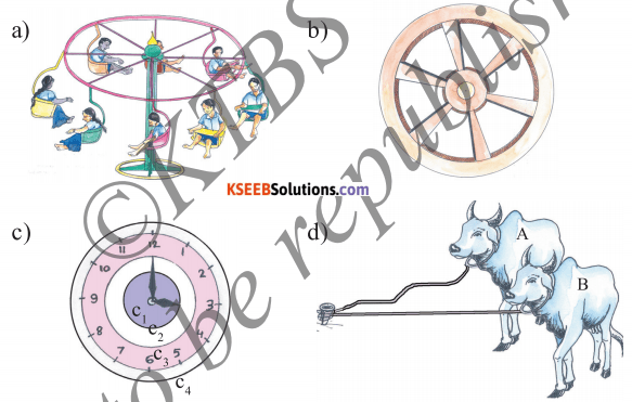 KSEEB Solutions for Class 5 Maths Chapter 7 Circles 3