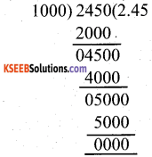 KSEEB Solutions for Class 5 Maths Chapter 8 Length 4