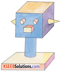 KSEEB Solutions for Class 5 Maths Chapter 9 Three Dimensional Figures 3