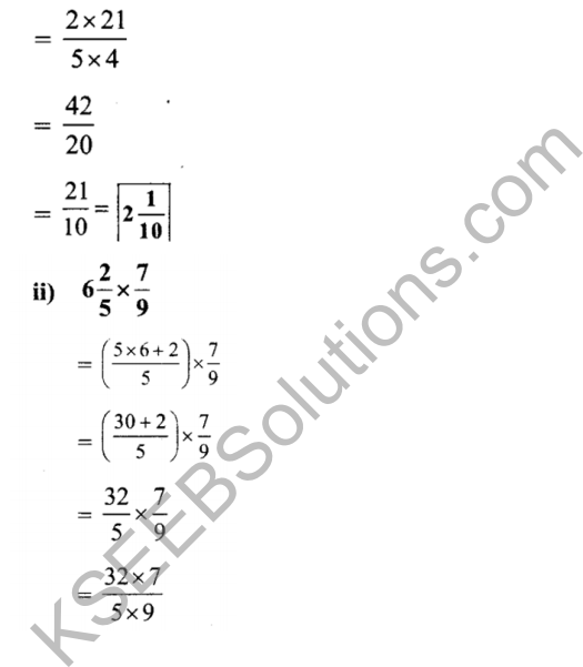 KSEEB Solutions for Class 7 Maths Chapter 2 Bhinnarashigalu Mattu Dasamansagalu Ex 2.3 7