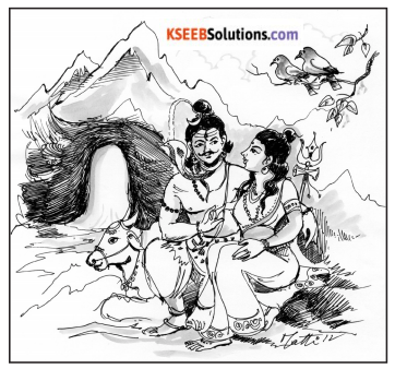 नगाधिराजः Summary in Sanskrit 1