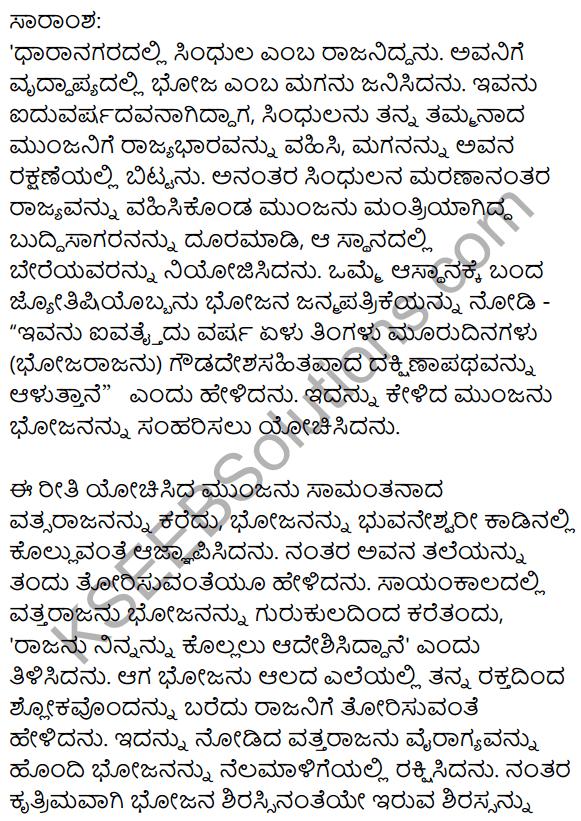 विवेकोदयः Summary in Kannada 1