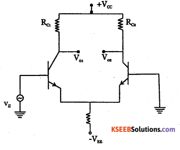 2nd PUC Electronics Question Bank Chapter 5 Operational Amplifiers(OP-Amp) 39