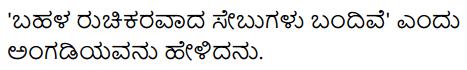 Karnataka Class 10 Hindi Solutions वल्लरी Chapter 2 कश्मीरी सेब 2