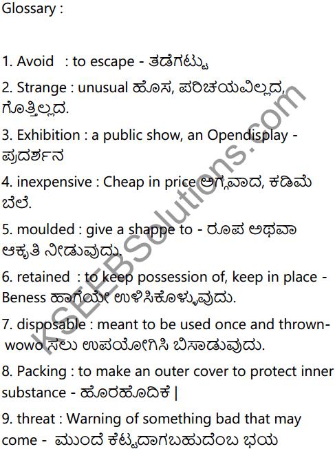 Avoid Plastics Summary In Kannada 3