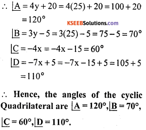 KSEEB Solutions for Class 10 Maths Chapter 3 Pair of Linear Equations in Two Variables Ex 3.7 27