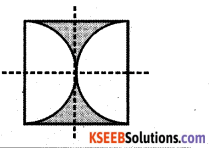 KSEEB Solutions for Class 7 Maths Chapter 14 Symmetry Ex 14.1 14