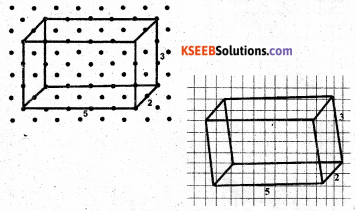 KSEEB Solutions for Class 7 Maths Chapter 15 Visualising Solid Shapes Ex 15.2 52