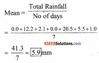 KSEEB Solutions for Class 7 Maths Chapter 3 Data Handling Ex 3.1 19