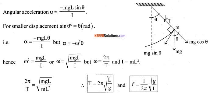 1st PUC Physics Model Question Paper 2 with Answers image - 12
