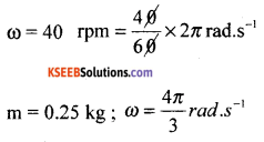 1st PUC Physics Model Question Paper 3 with Answers image - 12
