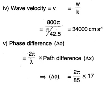 1st PUC Physics Question Bank Chapter 15 Waves img 46