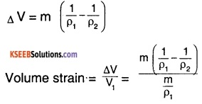 1st PUC Physics Question Bank Chapter 9 Mechanical Properties of Solids img 7