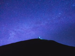 You and the universe. Mt. Ulap Brgy. Ampucao, Itogon, Benguet