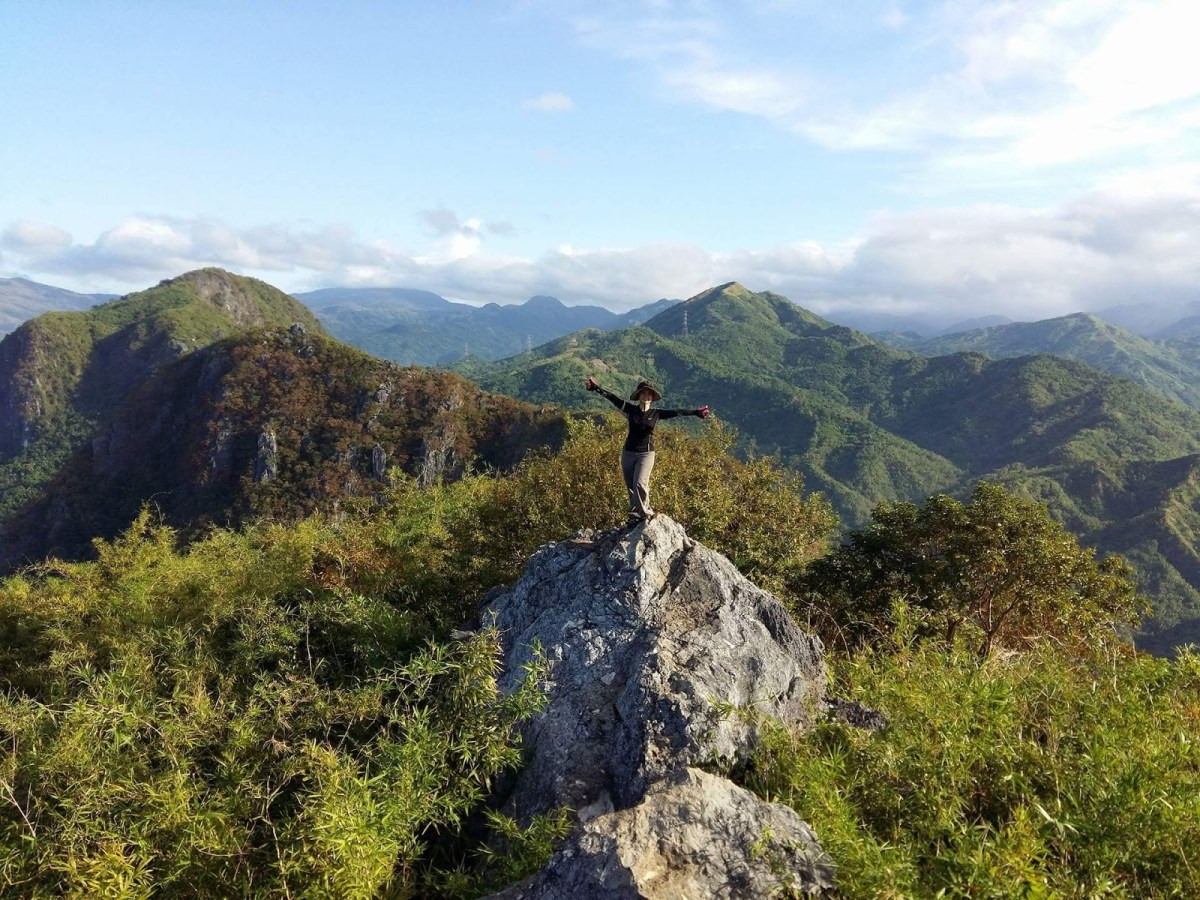 Hiking Notes: Mountains in Brgy. Wawa, Rodriguez, Rizal
