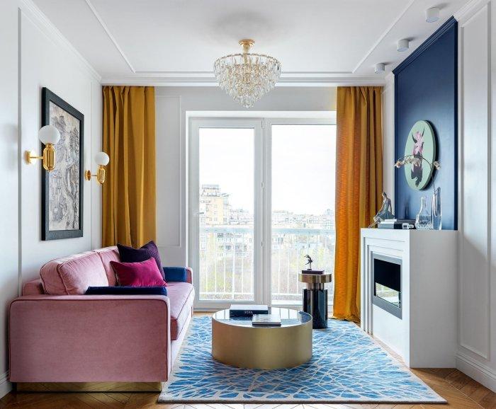 Дизайнер рассказывает, как сделать темную квартиру светлее
