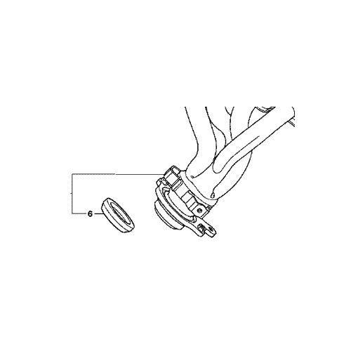 honda 02 04 rsx type s 04 05 tsx exhaust donut gasket