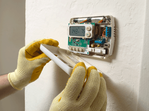 Having a Programmable Thermostat