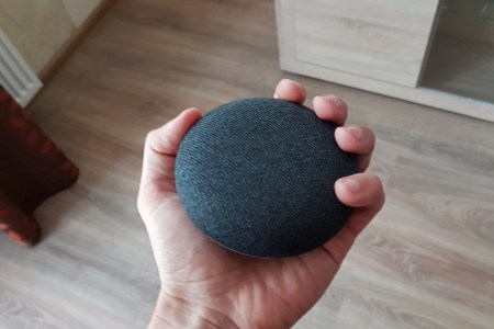 Google Home Mini – pokalbis su namais