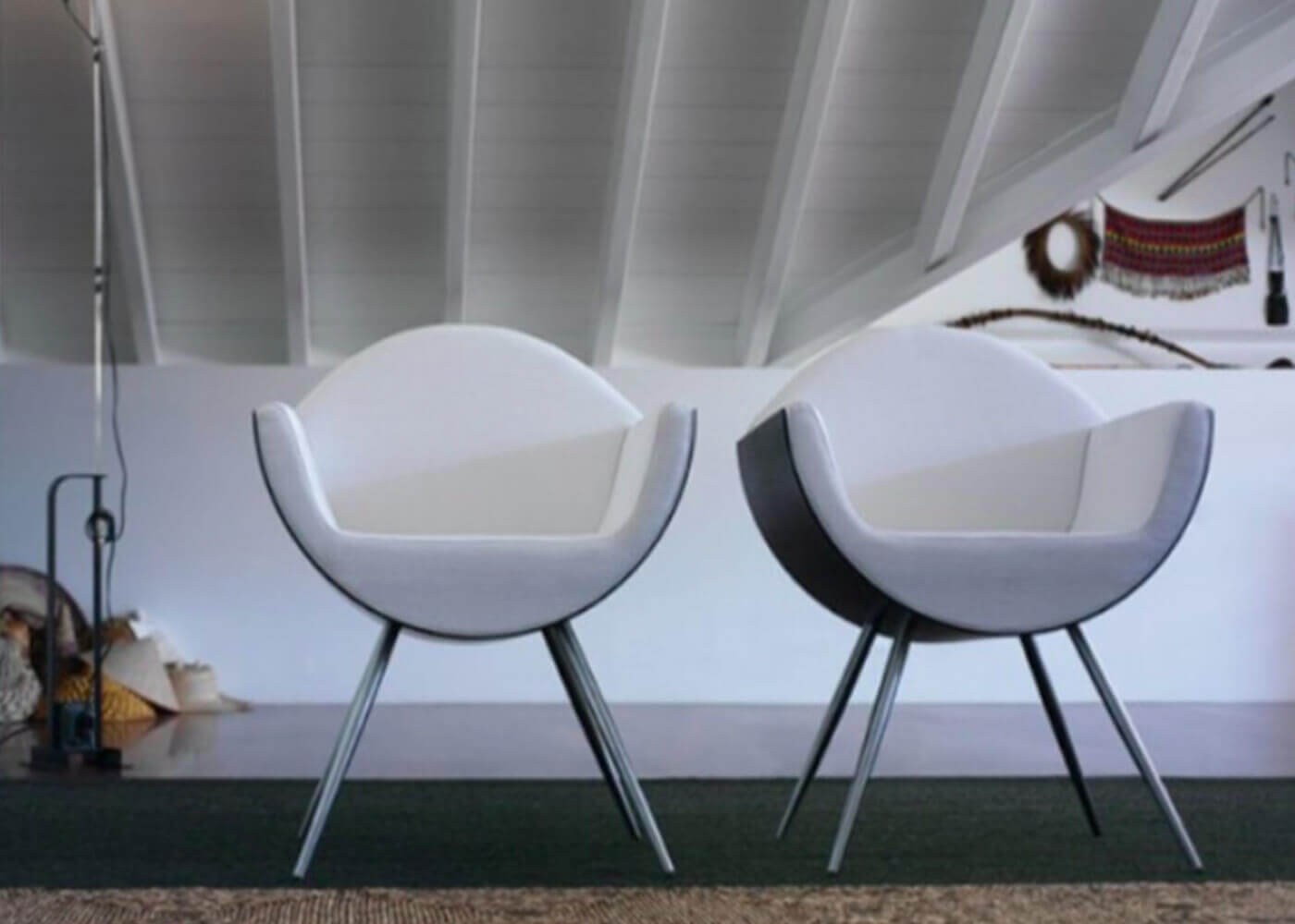 chaises et fauteuils ultra design