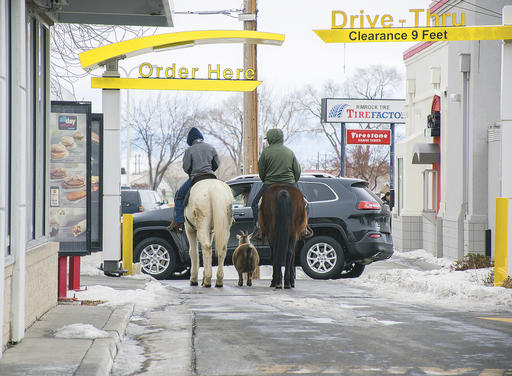 Old McDonald's Drive-Thru_330552