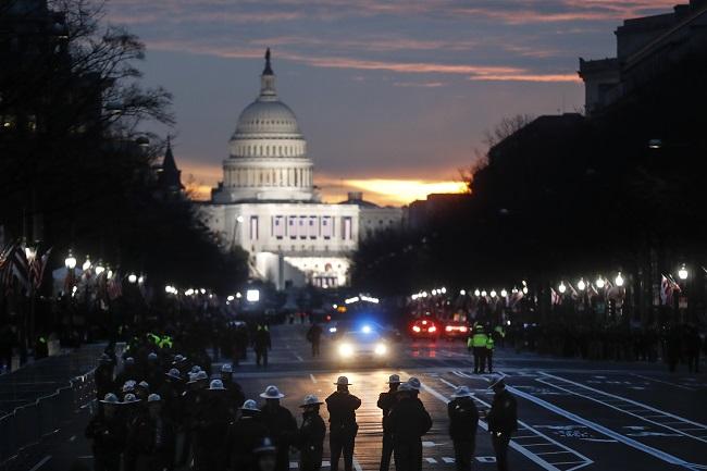 APTOPIX Trump Inauguration_333591