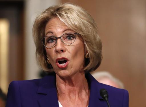 Trump Education Secretary_338277