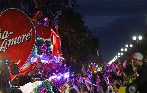 Mardi Gras Parades_352358