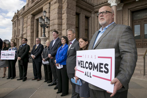 LGBT Rights Texas Boycotts_344733