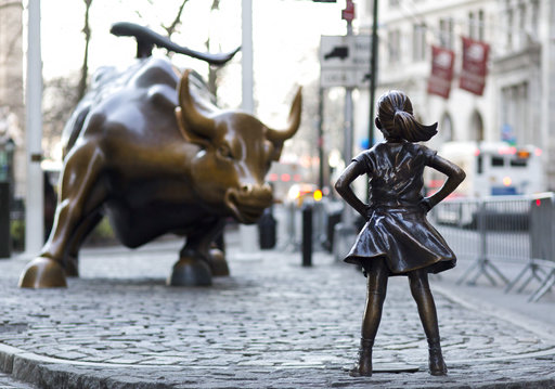 Fearless Girl Wall Street_364639