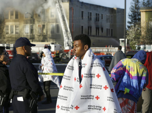 Oakland Building Fire_367125