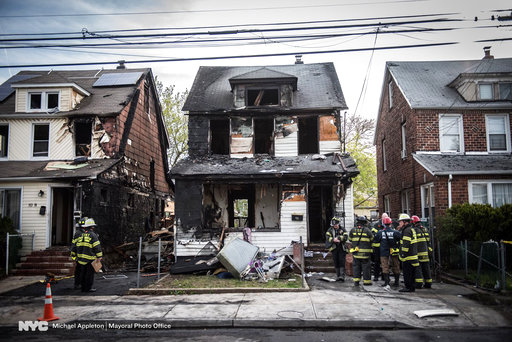 NYC House Fire_377236