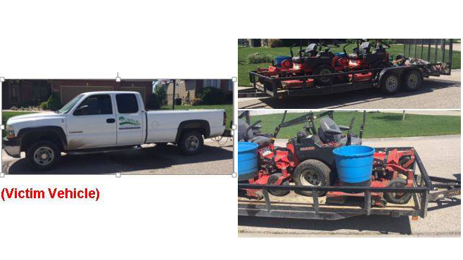 Crime Stoppers Lawn equipment_376396