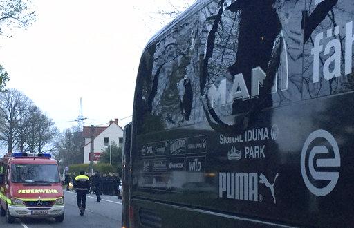 Germany Dortmund Explosion_371599