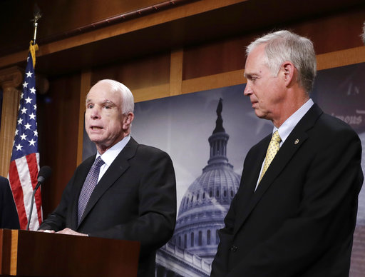 John McCain, Ron Johnson_429165