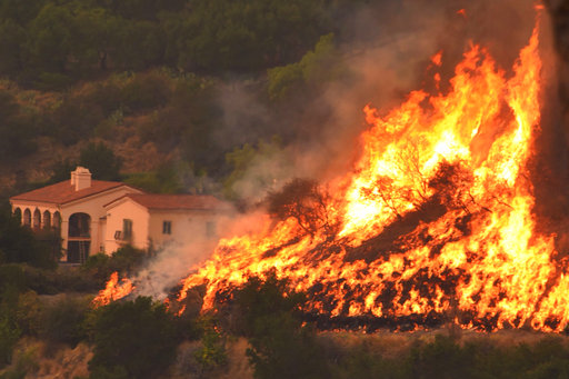 California Wildfires_494128