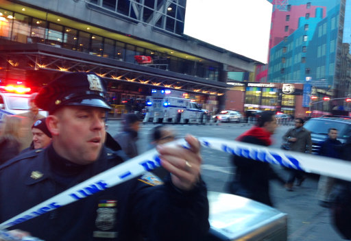 Manhattan Explosion Report_489596