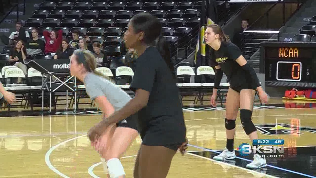 WSU NCAA Tournament Volleyball_485109