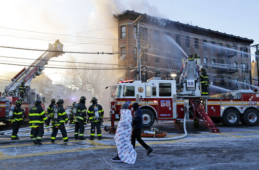 Bronx Building Fire_498010