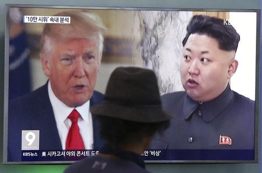 Donald Trump, Kim Jong Un_504753