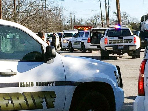 School Shooting Texas_508883